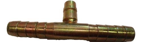 """Emenda - Aco 10mm C/valv.serv.r134 """"succao"""""""