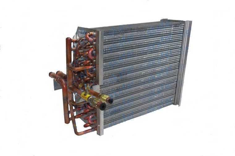 Evaporador - John Deere 3510/3520 C/Aquecimento
