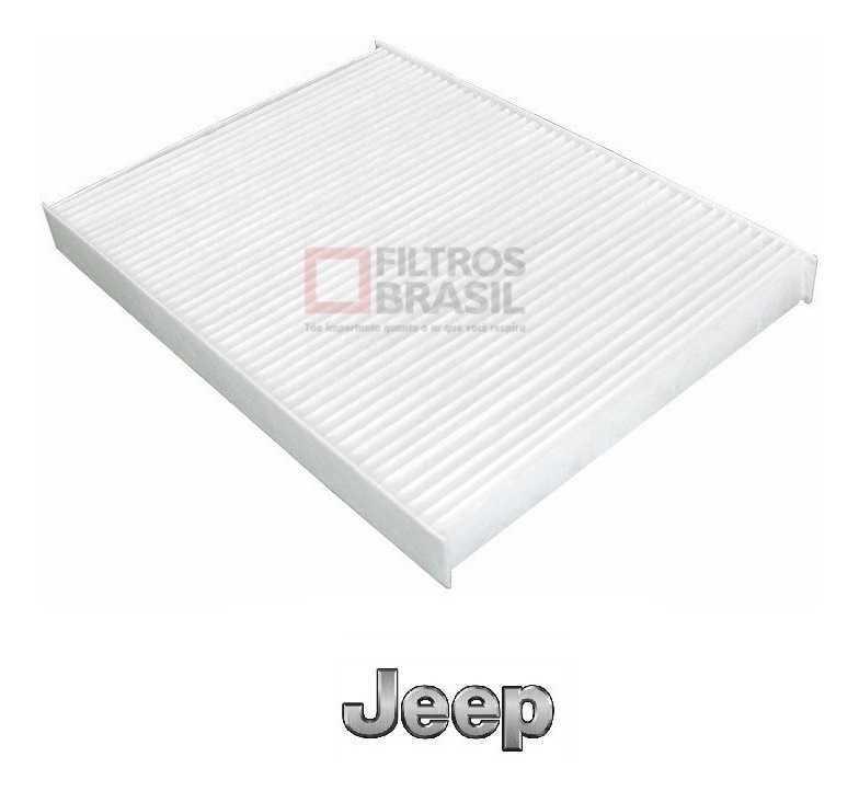 Filtro Cabine - Jeep Renegade/jeep Compass/fiat Toro