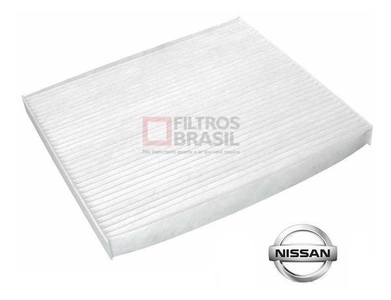 Filtro Cabine - Nissan Sentra 14 Modelo Novo Nissan Sentra 14> Modelo Novo