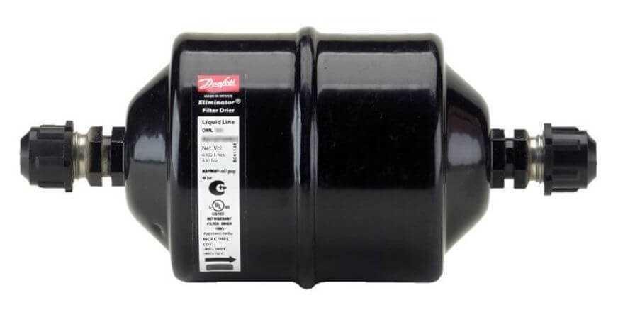 "Filtro Secador - Sprinter 11 ""filtro Pequeno"" Dml164  Flare"