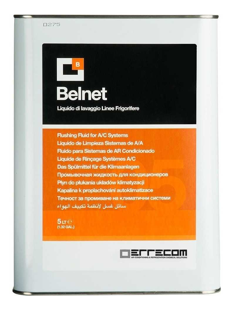 Gas Sistema Belnet - Gas Para Limpeza De Sistema 5 Litros
