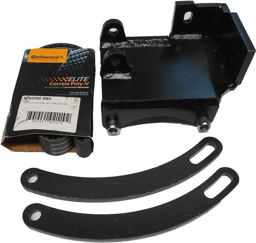 Kit Suporte Compressor - F250/f350/f4000 Cummins 4cc 8pk