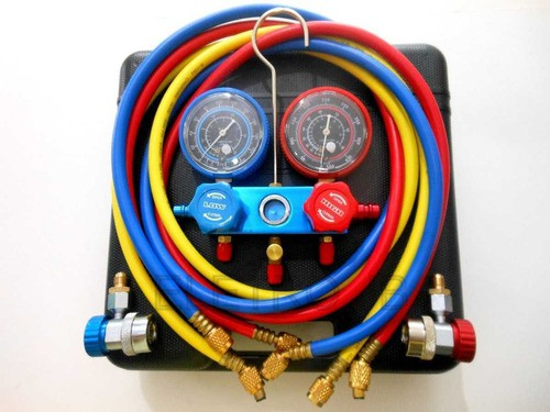 """Manifold - Manifold/engate Rapido """"magueira 2,5m"""" """"completo"""""""