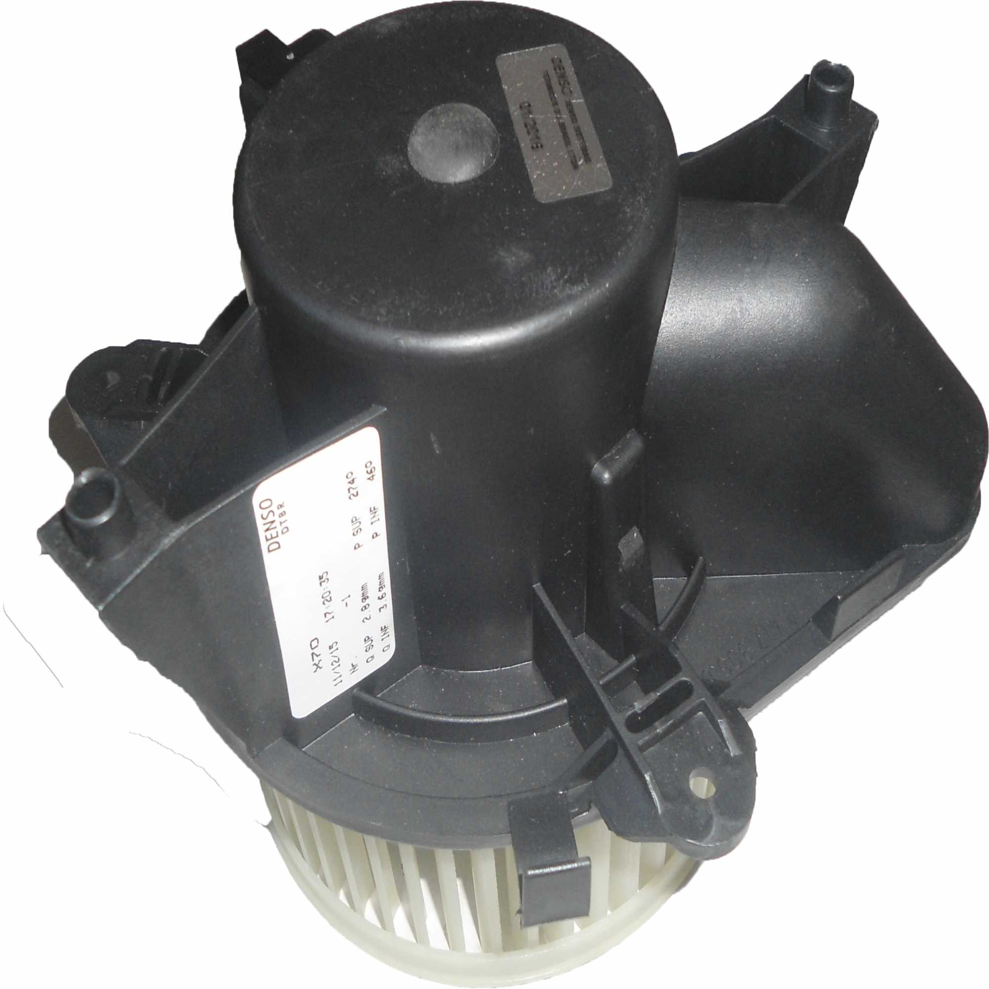 Motor Caixa Evaporadora - Doblo/Master 09 Doblo/Master >09