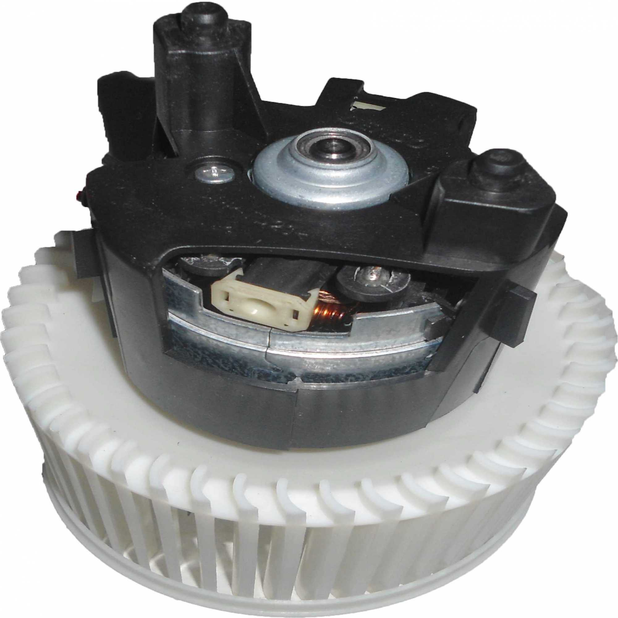 Motor Caixa Evaporadora - Palio/Siena/Strada/Wekeend