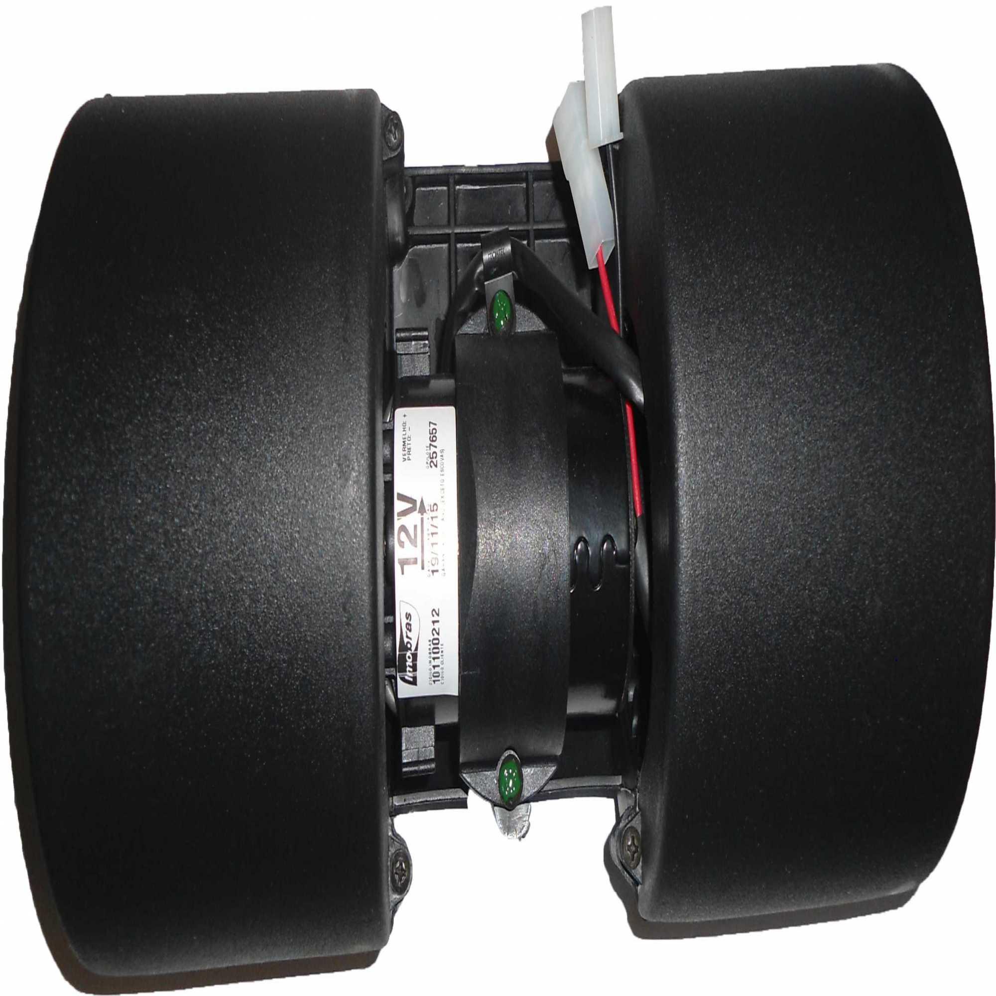 Motor Caixa Evaporadora - Universal Duplo C/Caracol
