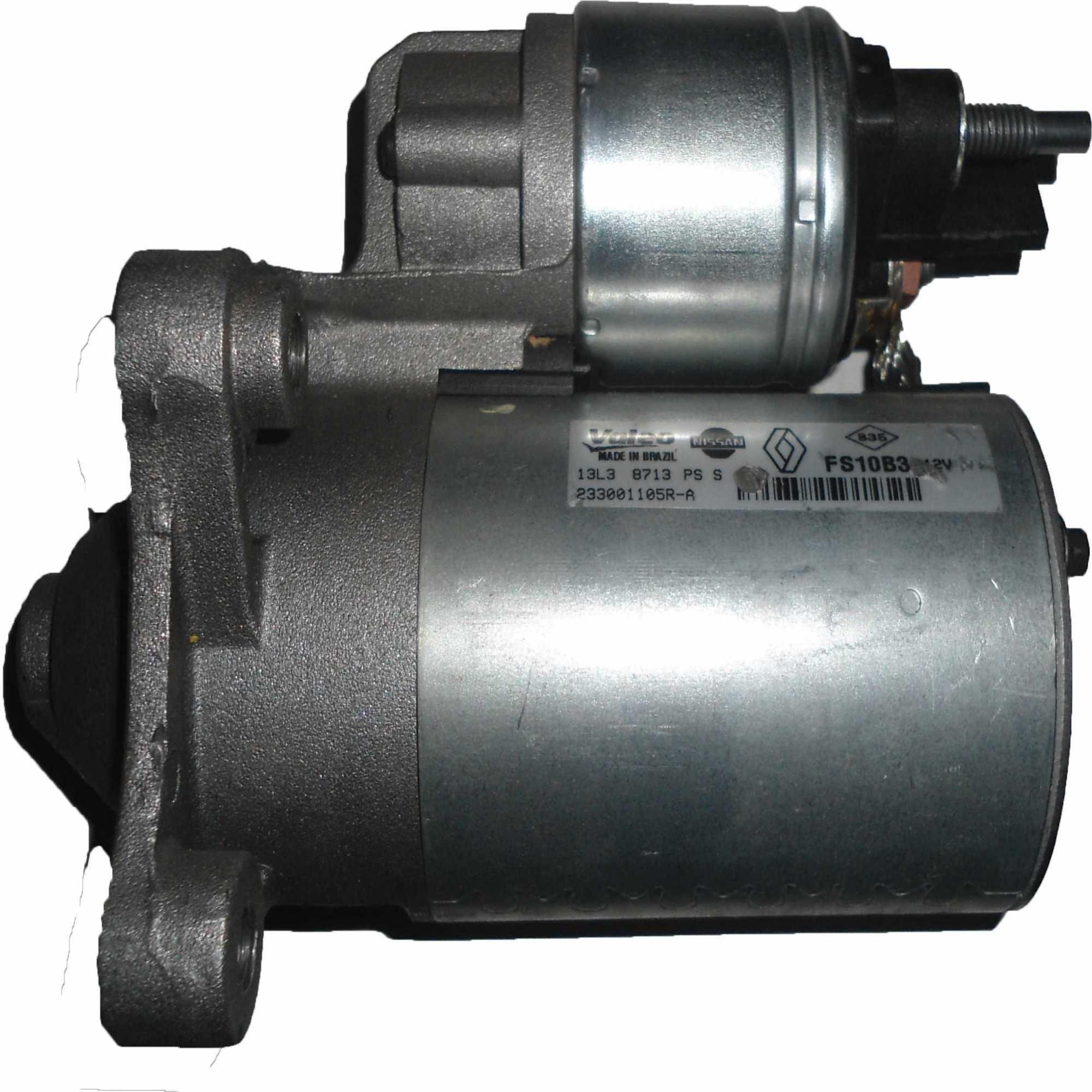 Motor Partida - Duster/clio/logan/sandero/peugeot 1.6