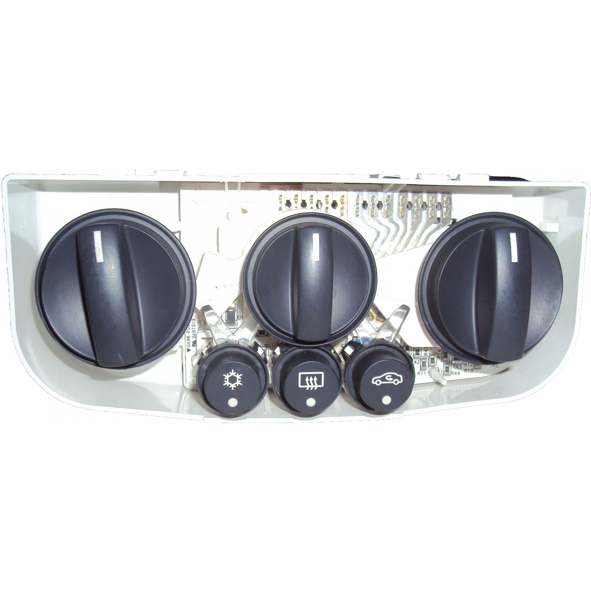 Painel Controle - Meriva S/mascara