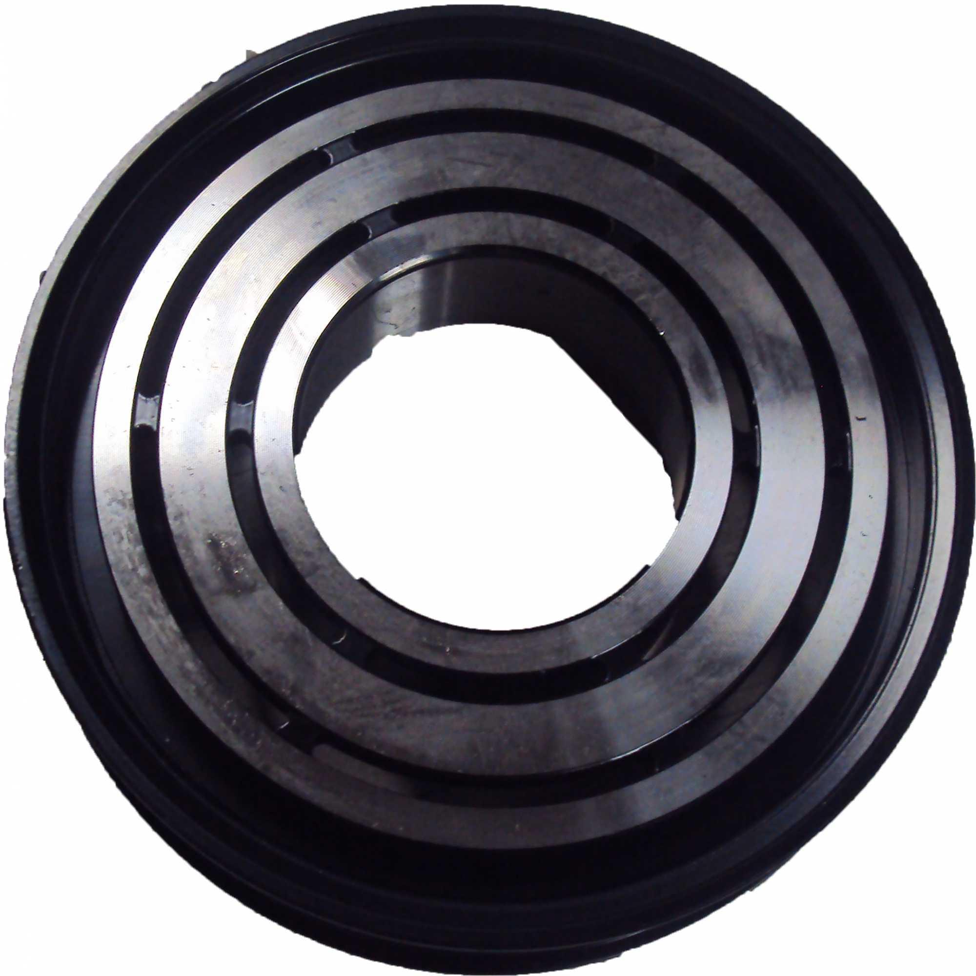 Polia Compressor - Corolla 10P15 6Pk C/Rolamento