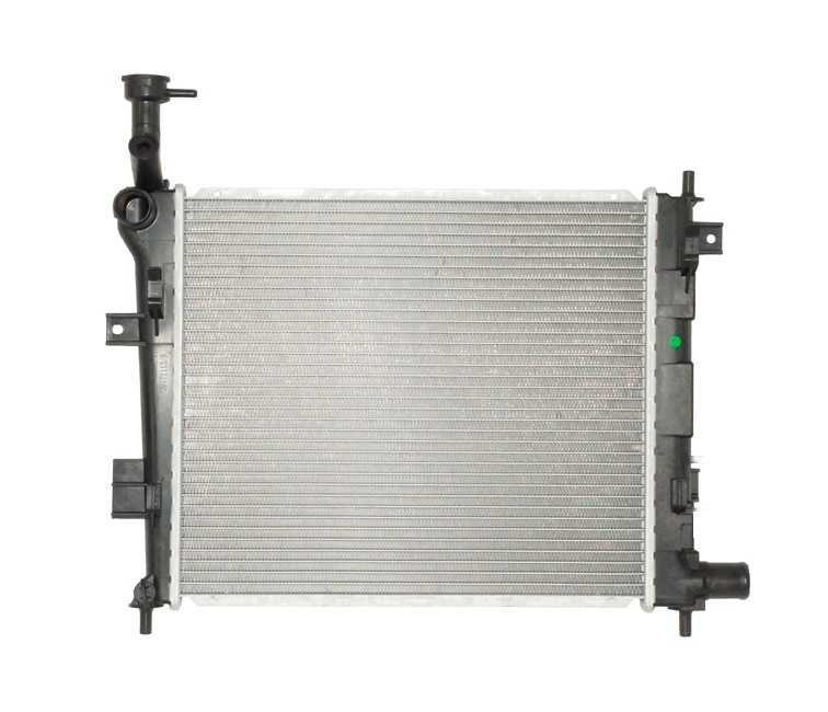Radiador - Kia Picanto 12 Mecanico