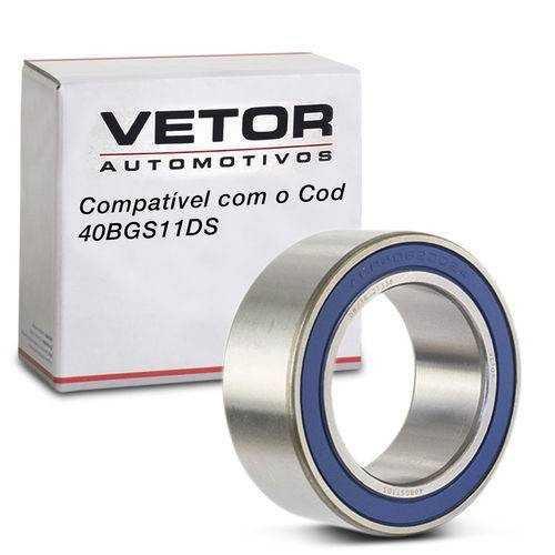 Rolamento Compressor - Denso 6p148/10p15 40x62x24