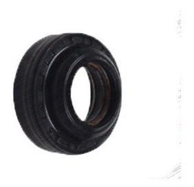 Selo Compressor - Nissan Sentra 14 Lip Seal 24,9 Mm