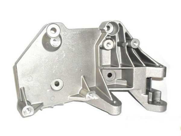 Suporte Alternador/Compressor - Gol/Parati/Saveiro Gol/Parati/Saveiro P/ Compressor Delphi Oem-5X0260881