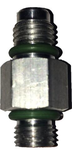 Valvula Adaptador - Rosca 134a Transdutor Filtro Secador