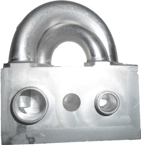 Valvula Conector - Cobalt P/compressor Delphi Astra