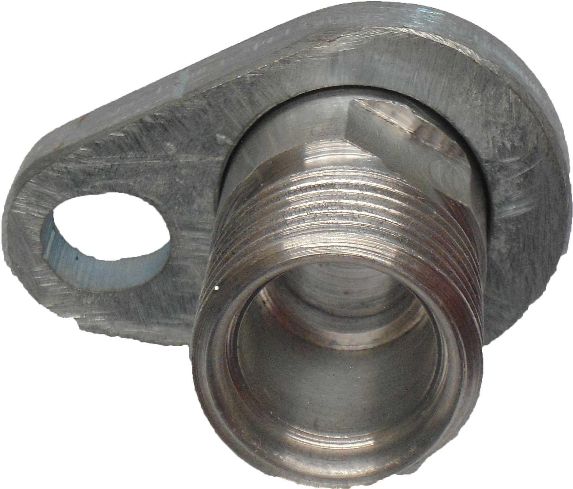 """Valvula Conector - Compressor Scania """"Descarga 8Mm """""""