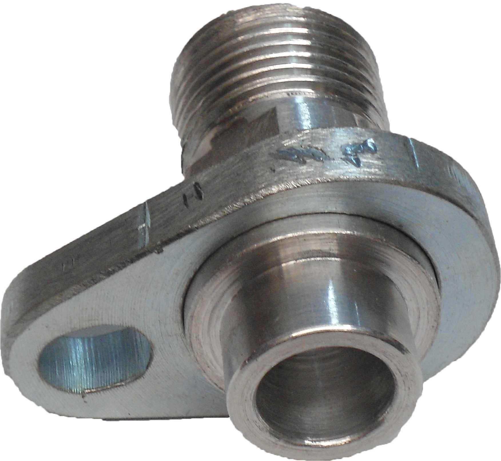 """Valvula Conector - Compressor Scania """"Succao 10Mm """""""