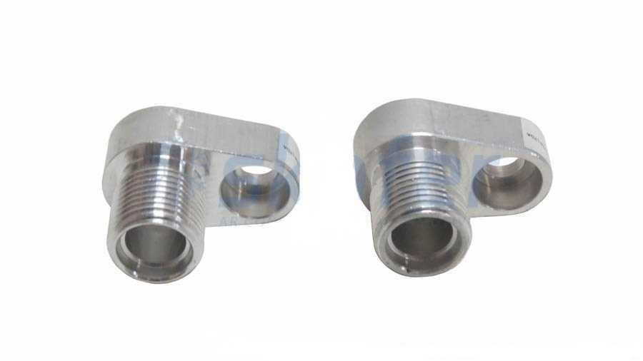 Valvula Conector - Conector Adaptador F250/F350 Conector Adaptador Para Condensador F250/F350
