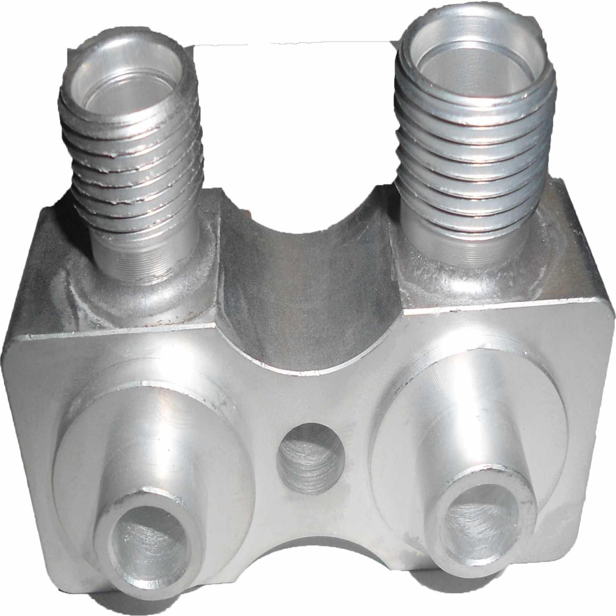 Valvula Conector - Corsa/Vectra/S10 2.4/2.8 Comp