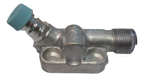 """Valvula Servico - Descarga Compressor 6p148 """"valtra Bh"""