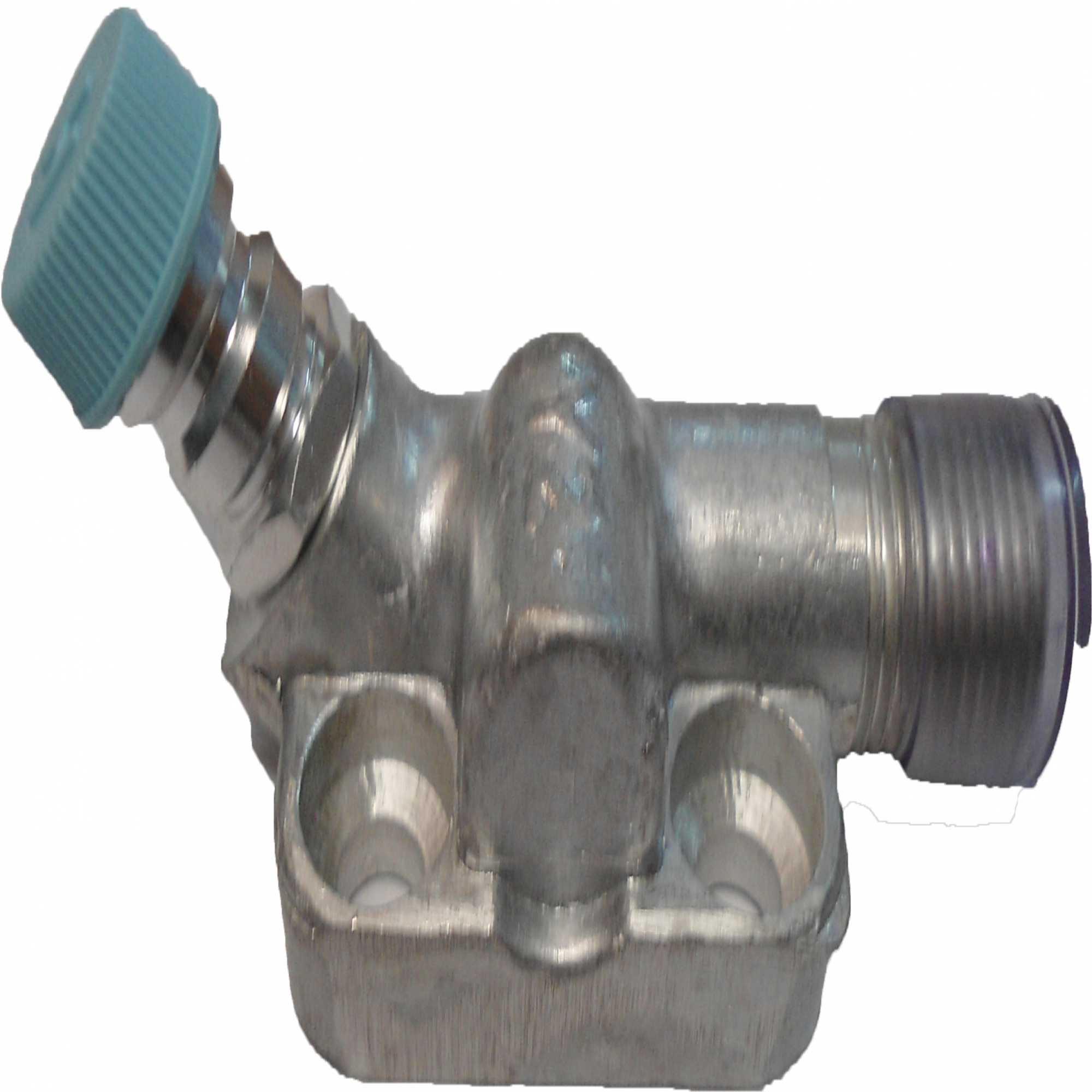 """Valvula Servico - Descarga Compressor 6P148 """"Valtra Bh Descarga Compressor 6P148 *Valtra Bh Antigo*"""