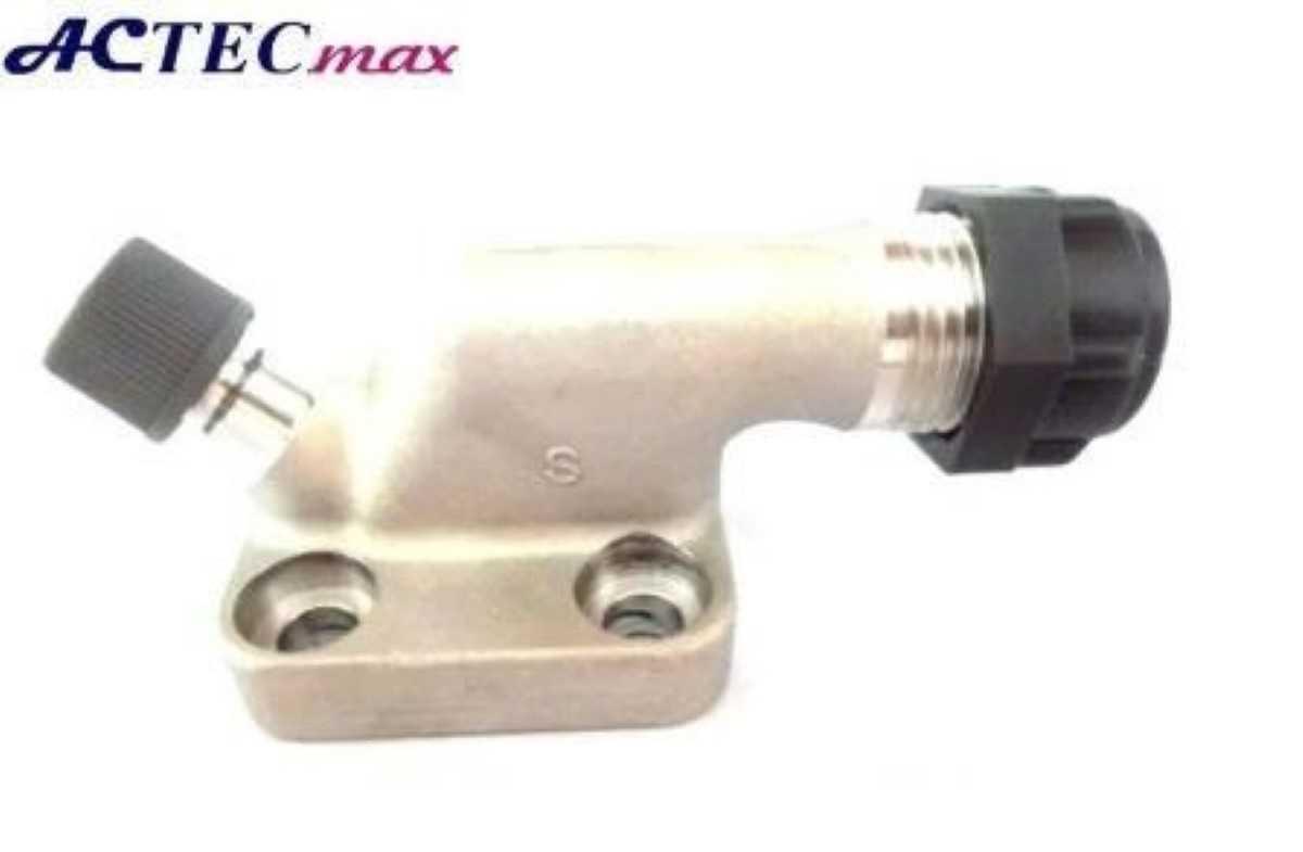 """Valvula Servico - Sucção Compressor 10P15 """"Valtra Bh"""""""