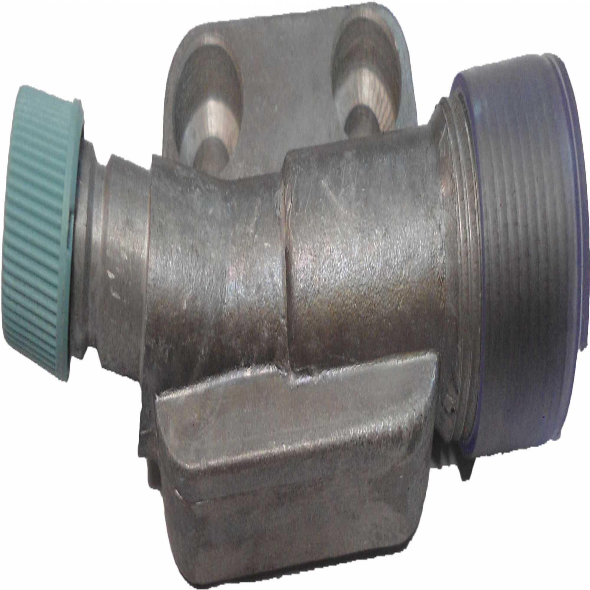 """Valvula Servico - Succao Compressor 6P148 """"valtra Bh Antigo"""""""