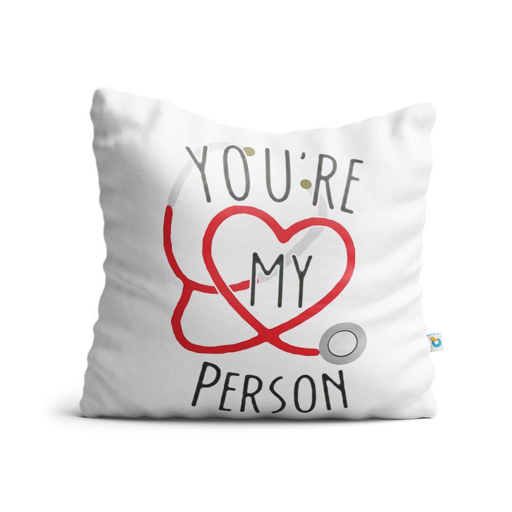 Almofada Grey'S Anatomy You'Re My Person