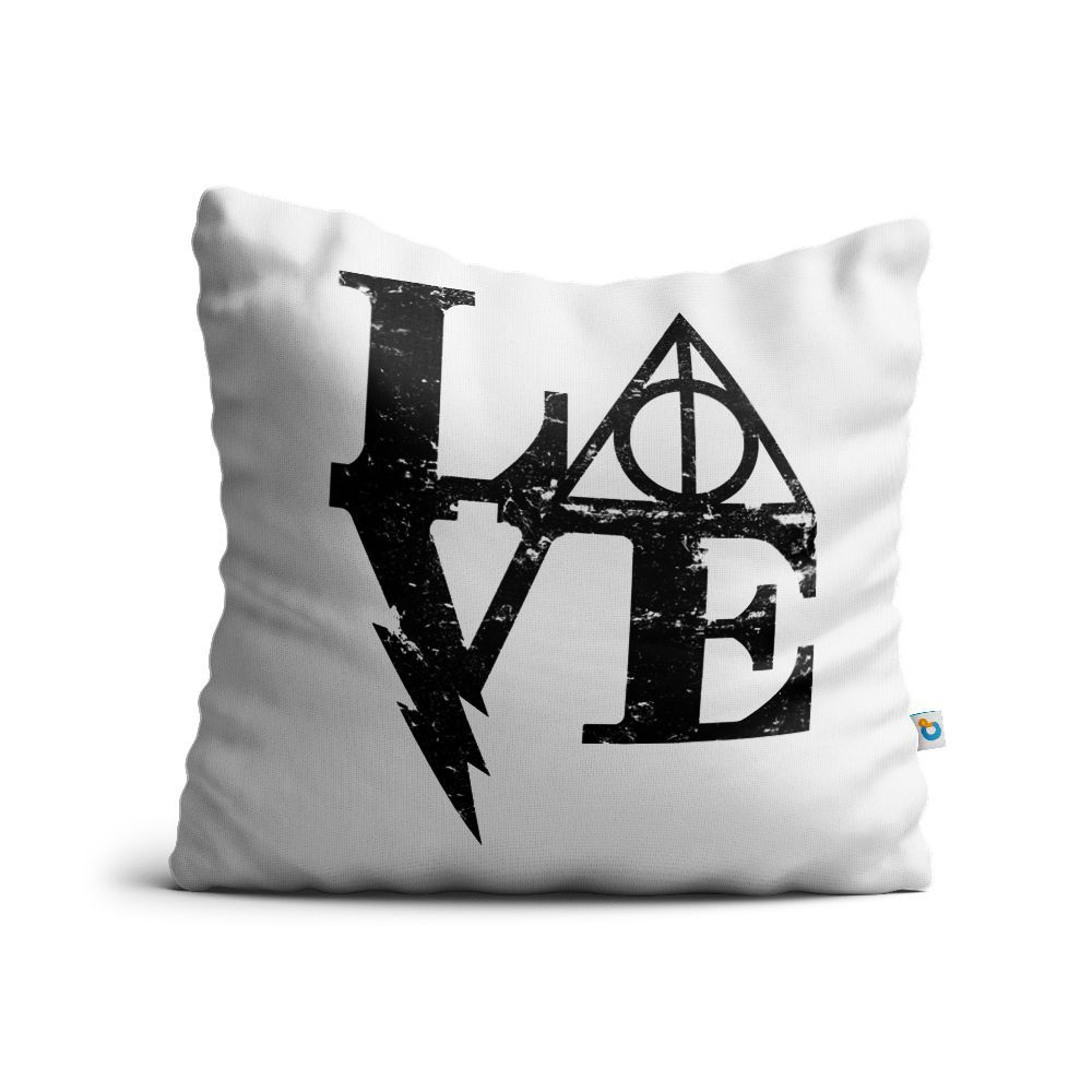 Almofada Harry Potter Lover