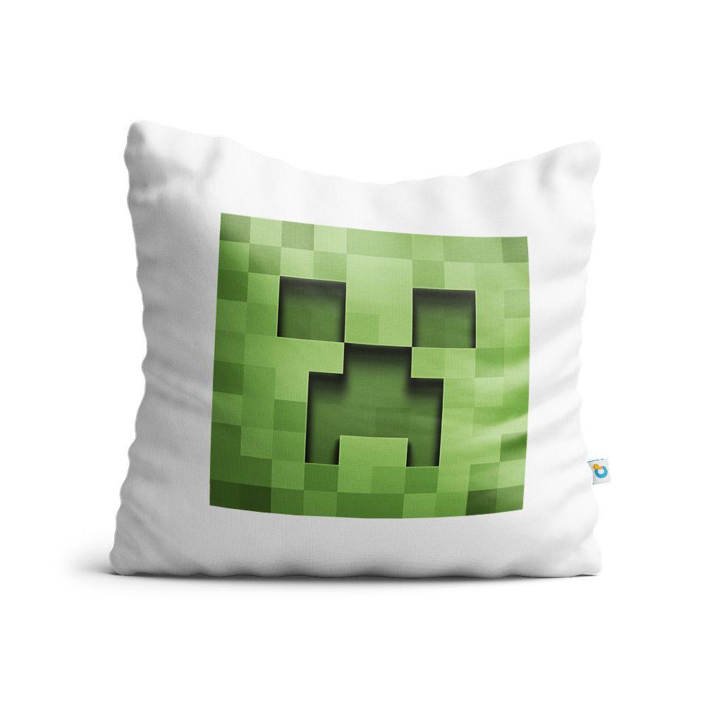 Almofada Minecraft Creeper