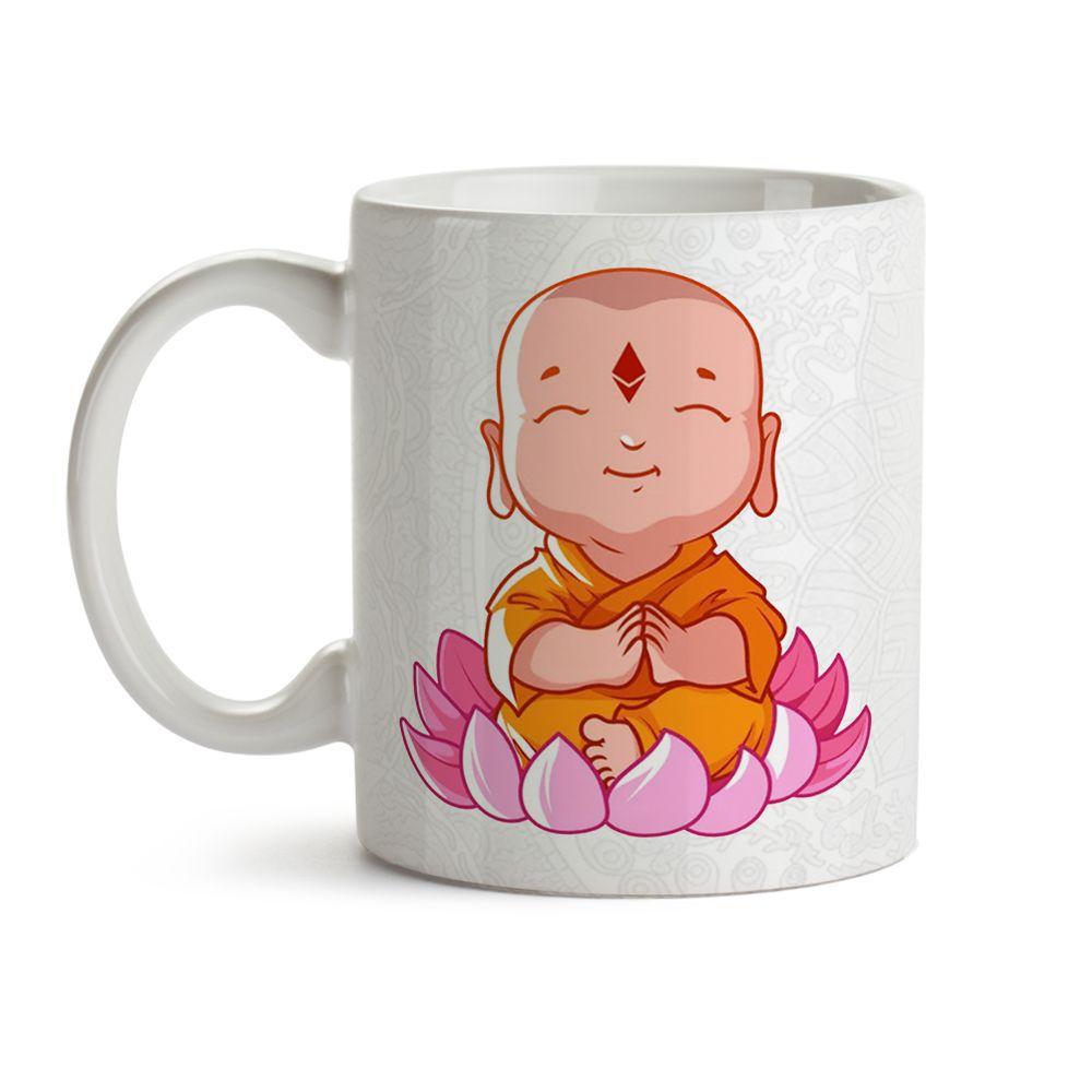 Caneca - Baby Buda Gratidão