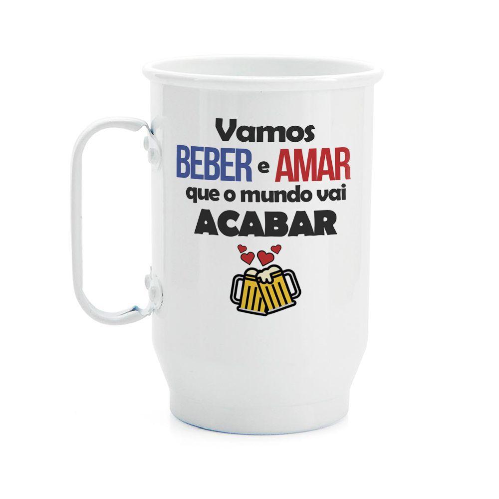Caneca - Beber E Amar