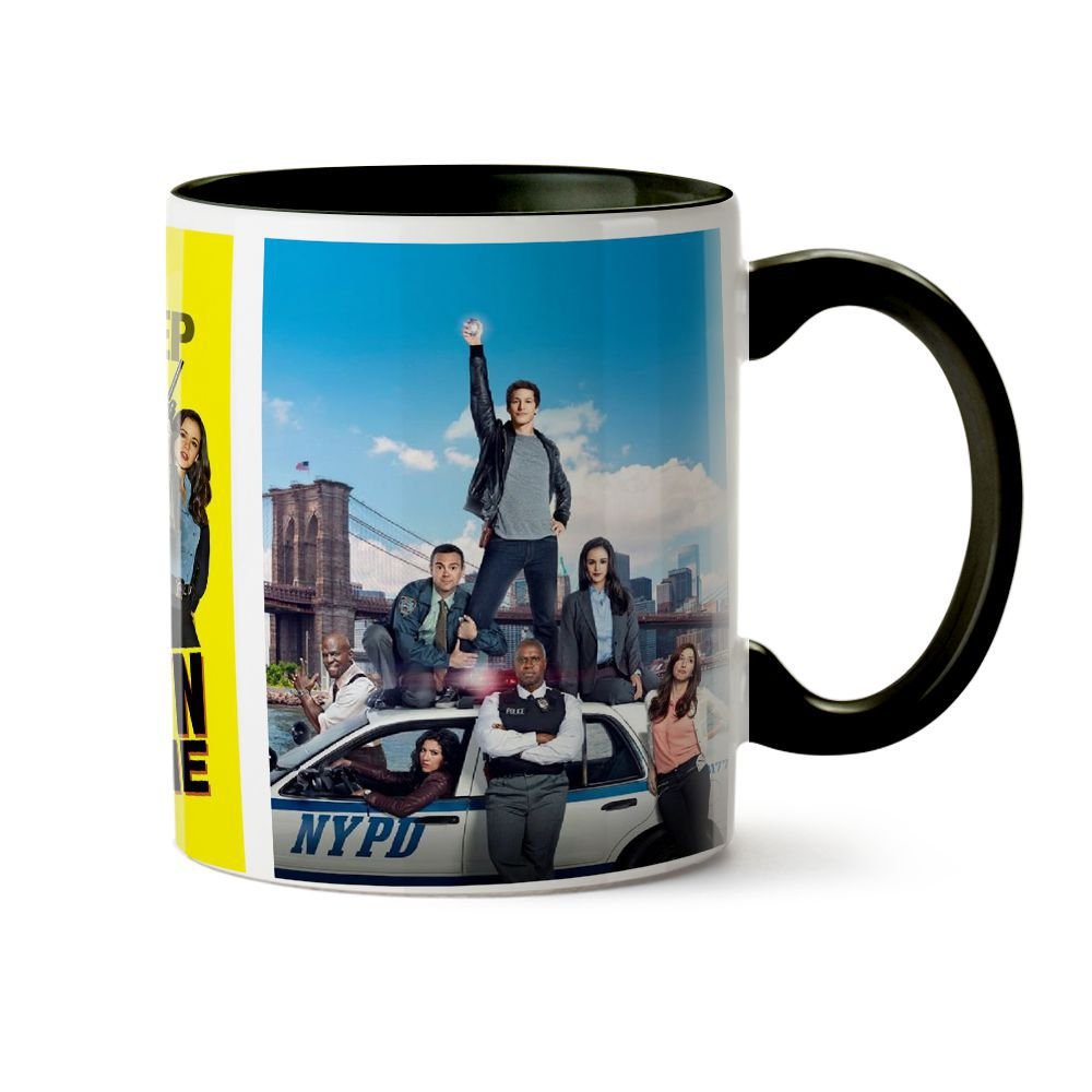 Caneca Brooklyn 99 Posters