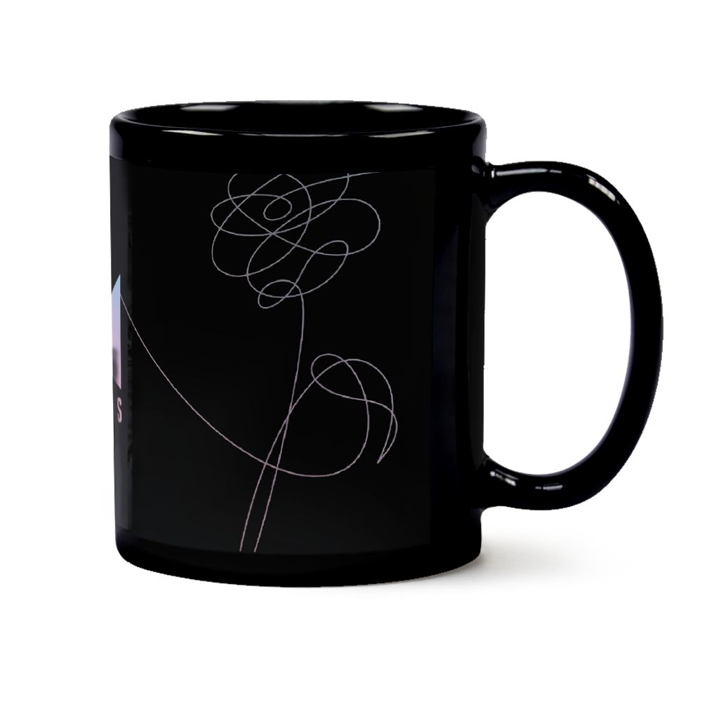 Caneca Bts Love Yourself Black