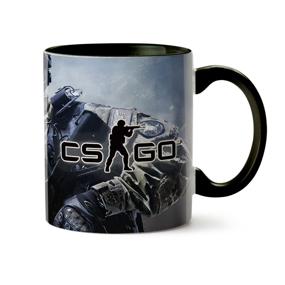 Caneca Counter Strike Go 04