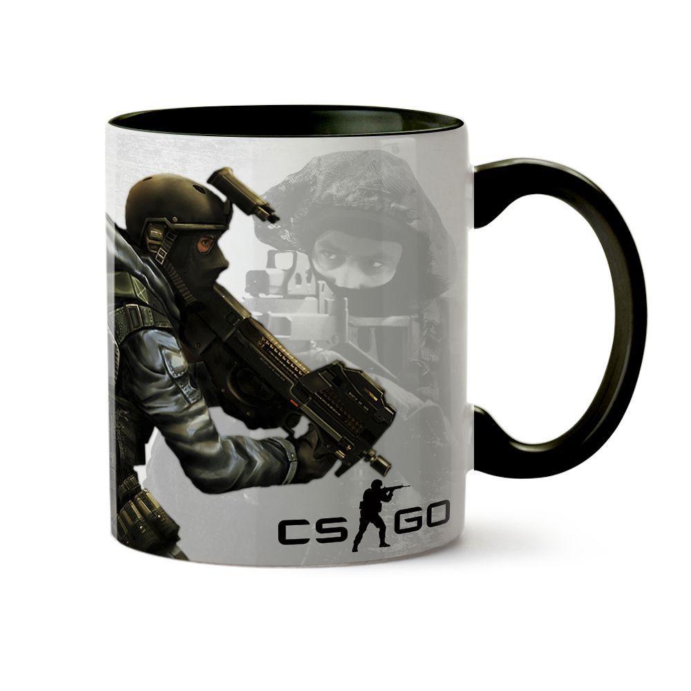 Caneca Counter Strike Go - Ct