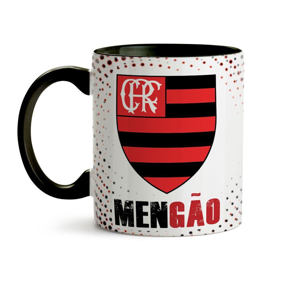 Caneca Flamengo - Mascote