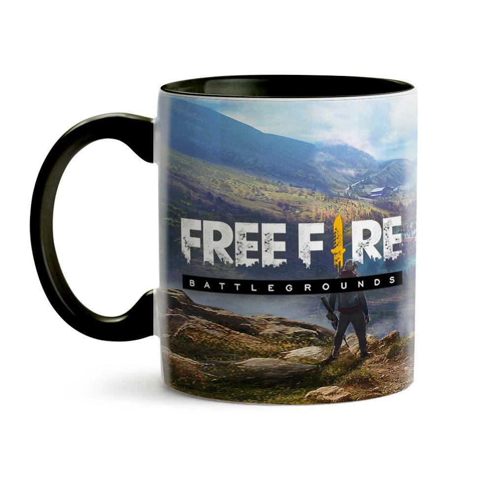 Caneca Game - Freefire 04
