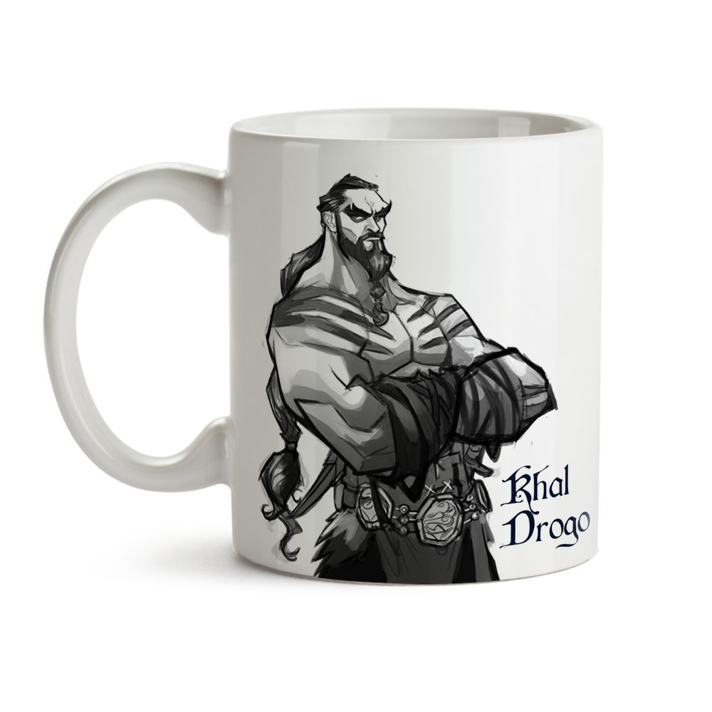 Caneca Game Of Thrones Khal Drogo