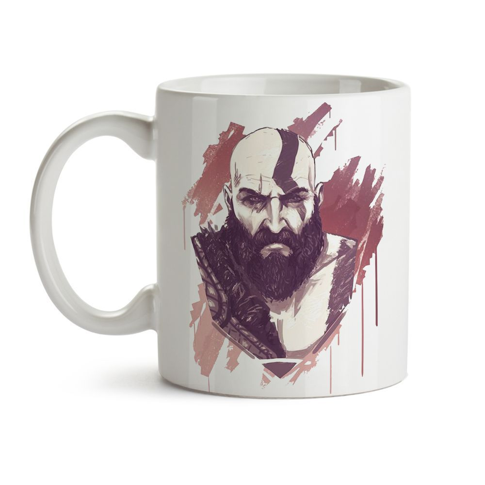 Caneca God Of War 05