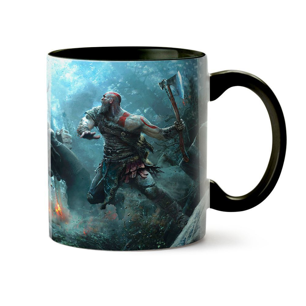 Caneca God Of War 06