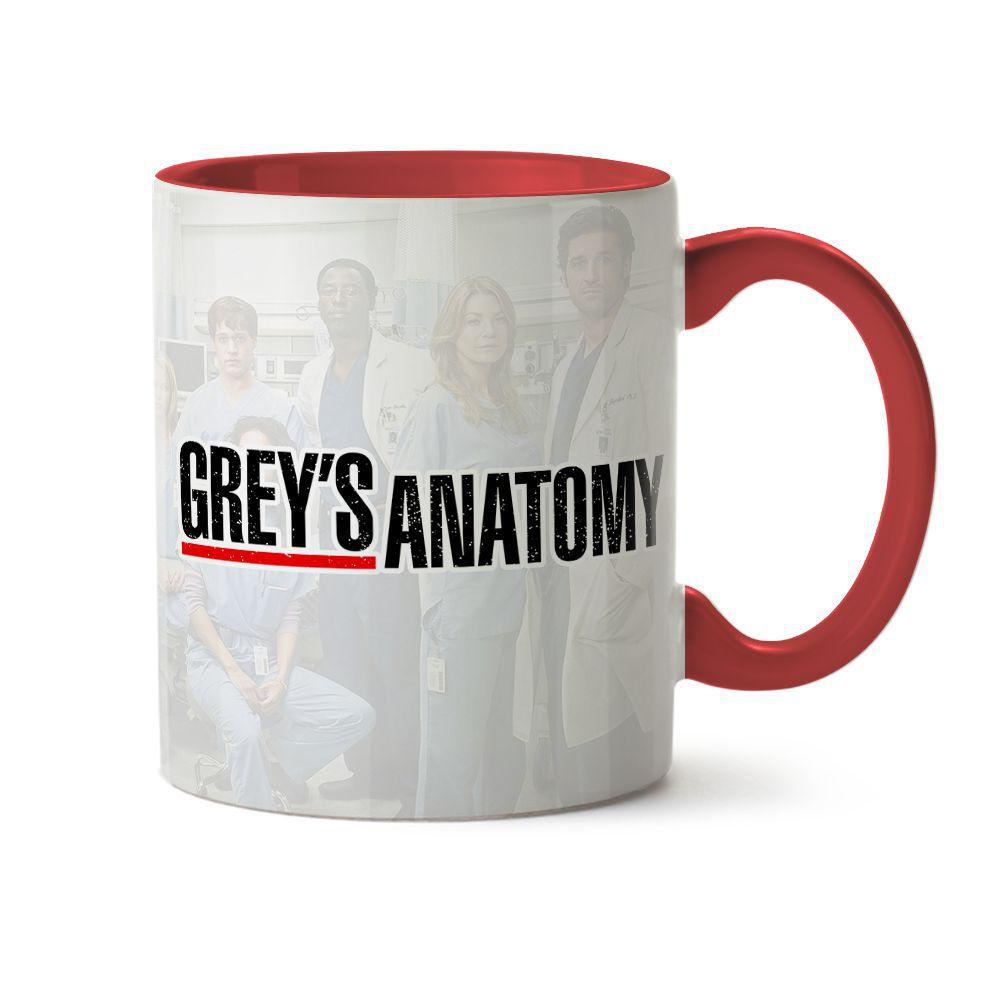 Caneca Grey'S Anatomy 03