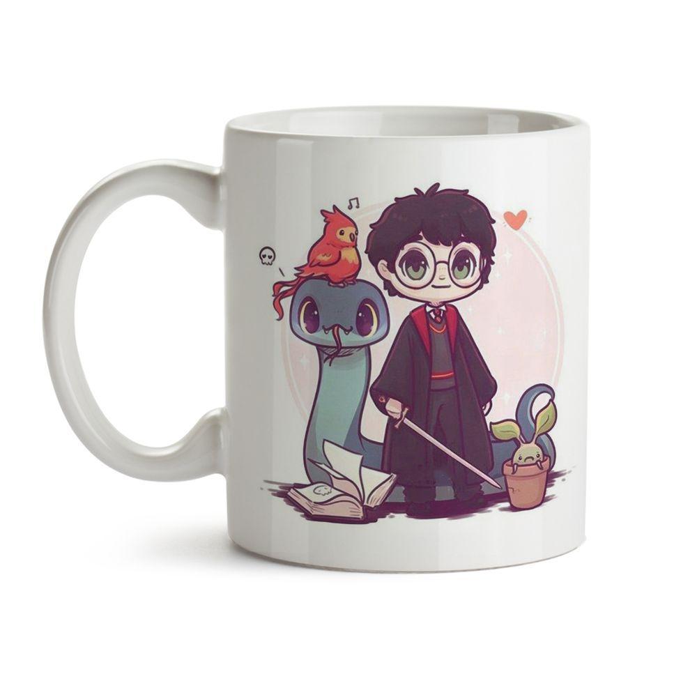 Caneca Harry Potter Cute 02