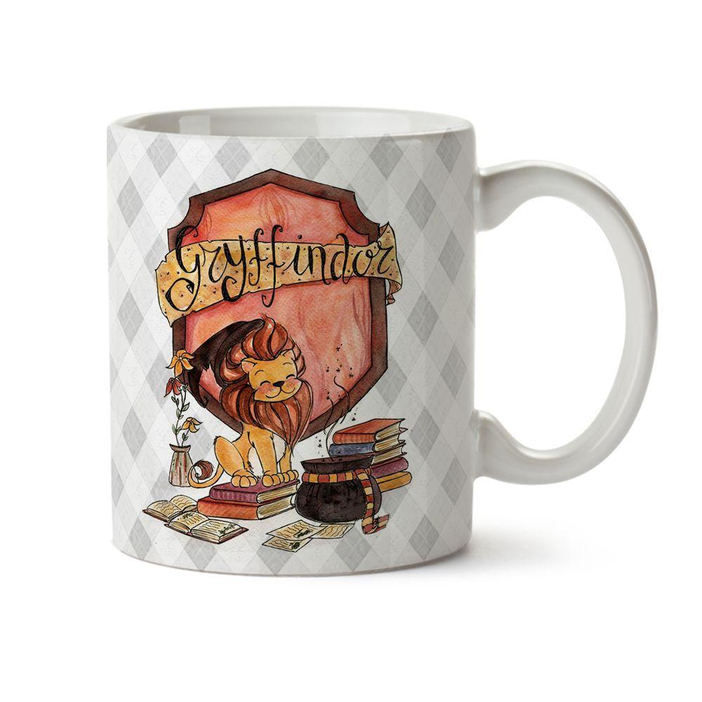 Caneca Harry Potter - Grifinoria