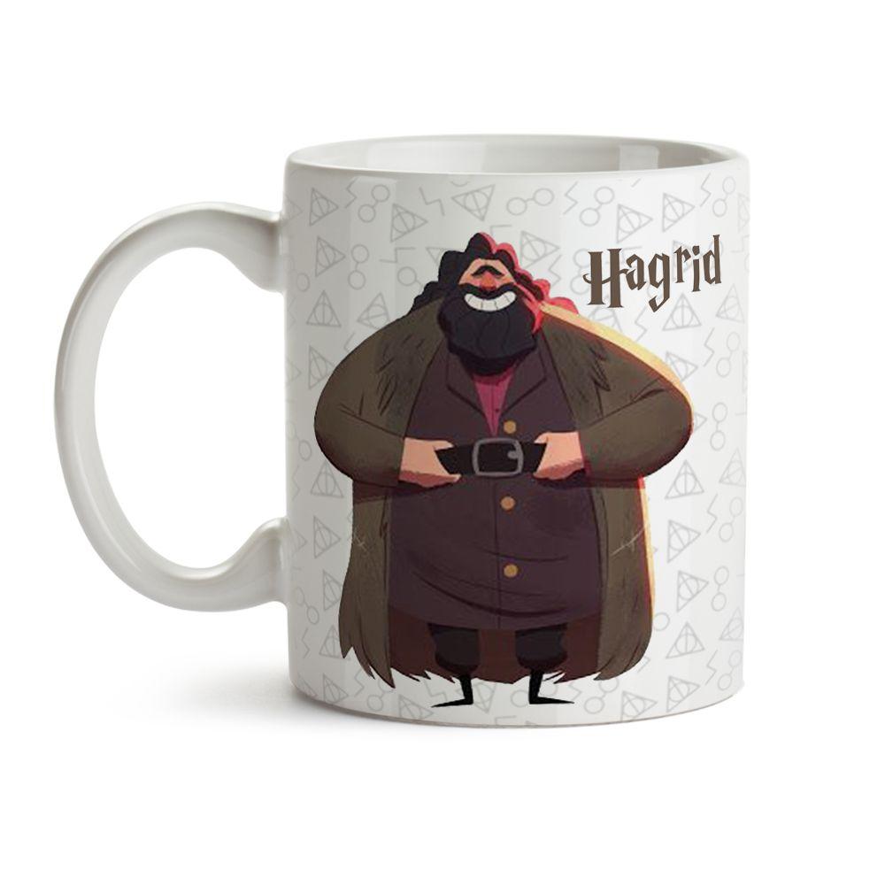 Caneca Harry Potter Hagrid