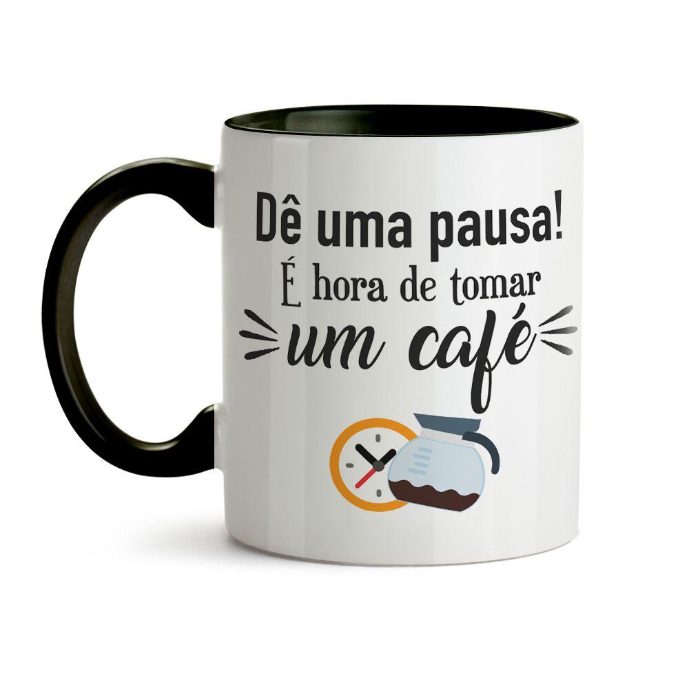 Caneca - Hora Do Café