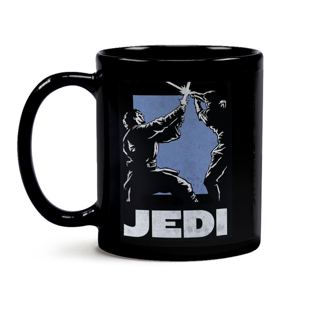 Caneca Jedi Black