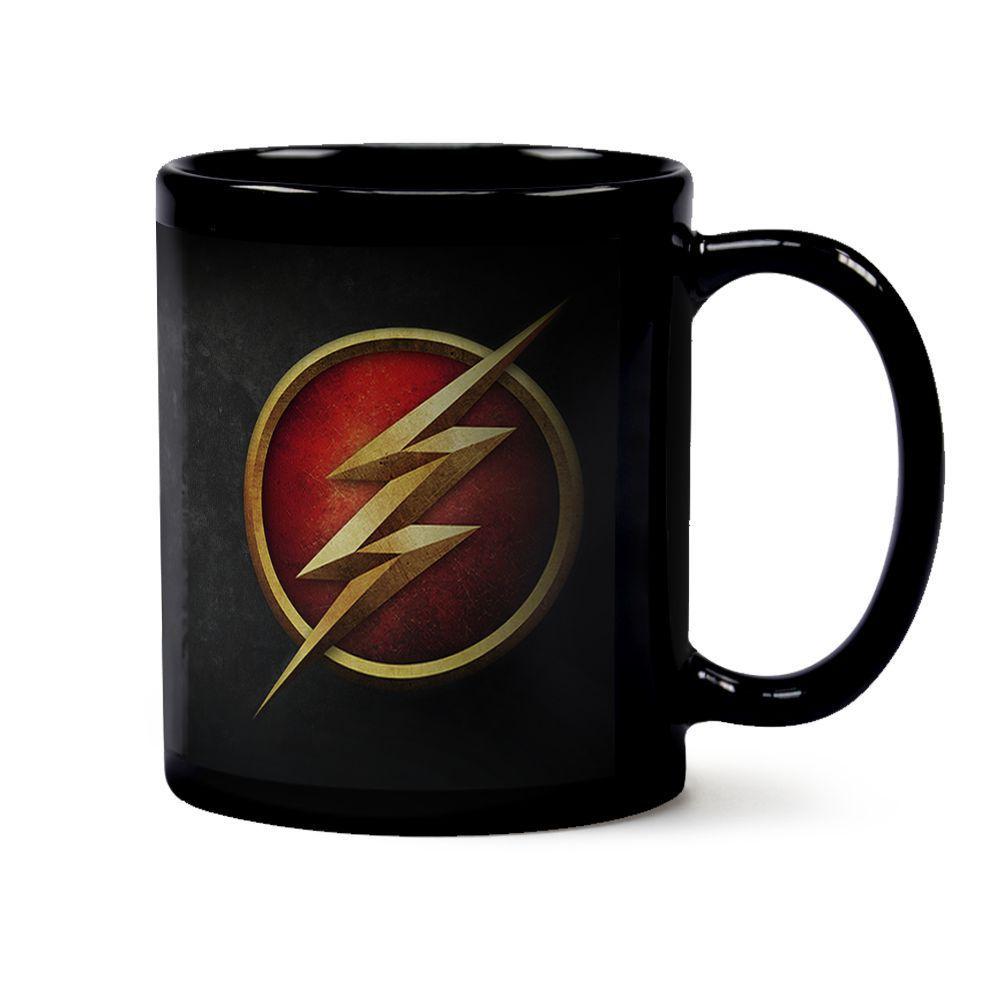 Caneca Liga Da Justiça Flash