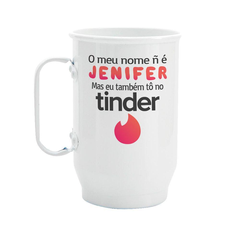 Caneca - Não Sou Jenifer Mas